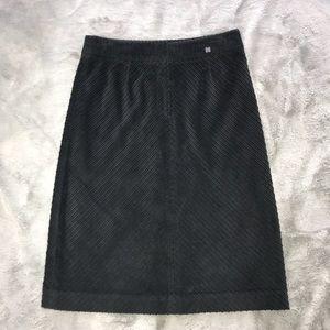 Ted Baker of London Corduroy Skirt - Size 2 Midi